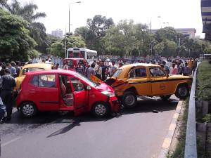 Pri dopravnej nehode Vám pomôže poistenie